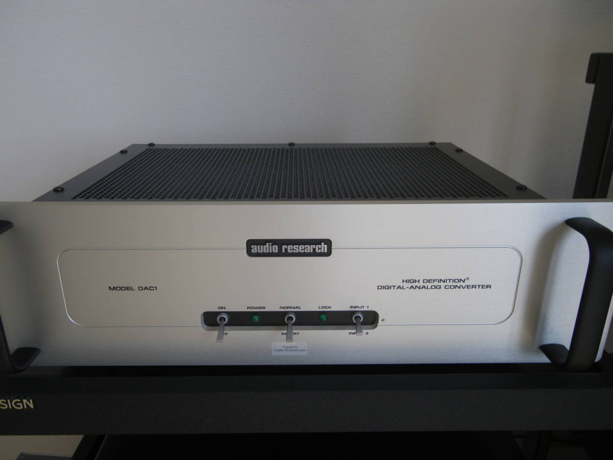 Audio Research DAC-1(ジャンク)_画像1