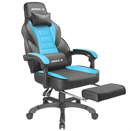 送料無料 VITESSEゲーミングチェア レーシングチェア ゲームチェア ゲーム用椅子 パソコンチェア オフィスチェア PCチェア デスクチェア_画像1
