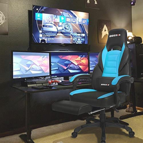 送料無料 VITESSEゲーミングチェア レーシングチェア ゲームチェア ゲーム用椅子 パソコンチェア オフィスチェア PCチェア デスクチェア_画像7