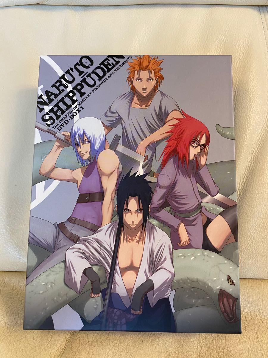 ナルト 疾風伝  DVD BOX