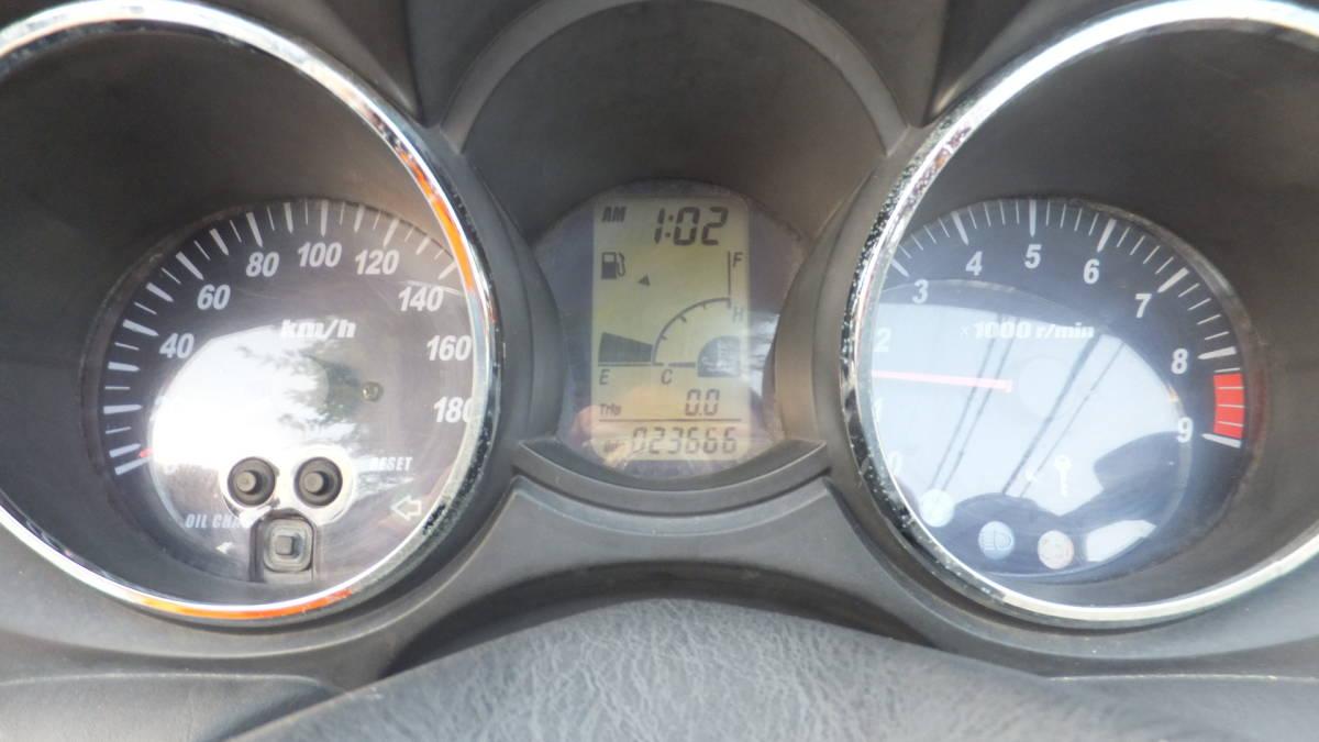 「ヤマハ グランドマジェスティ 400cc 走行23600㎞!低走行!タイヤ溝あり!グリップヒーター!セキュリティー!大阪出品!全国配送!」の画像3