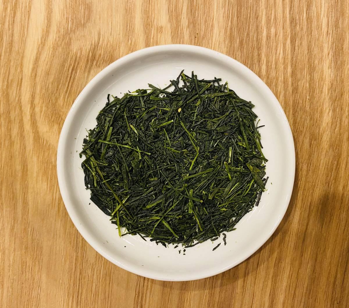 煎茶 やぶきた 福岡県八女産 _画像3