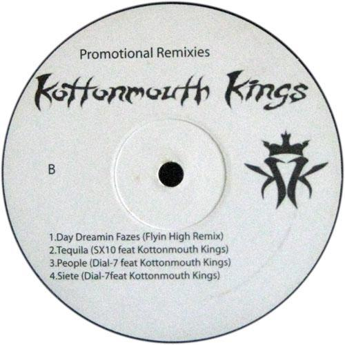 Kottonmouth Kings Promotional Remixes LP Rock Hip Hop [Empyreanisles.com]
