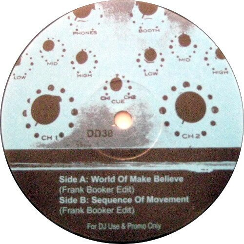 Frank Booker Bruni Pagan Asha Puthli World Of Make Believe Sequence Of Movement Disco Deviance Re-Edit 12inch [Empyreanisles.com]