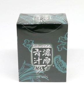 y635サa彡 新品 ドクターデヴィアス DRデヴィアス 濃厚青汁 MAX II 30包_画像1
