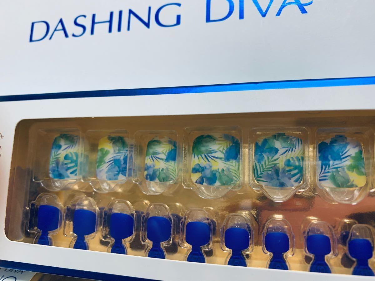 【お値下げ】★Dashing Diva★ダッシングディバ ジェルペディキュア