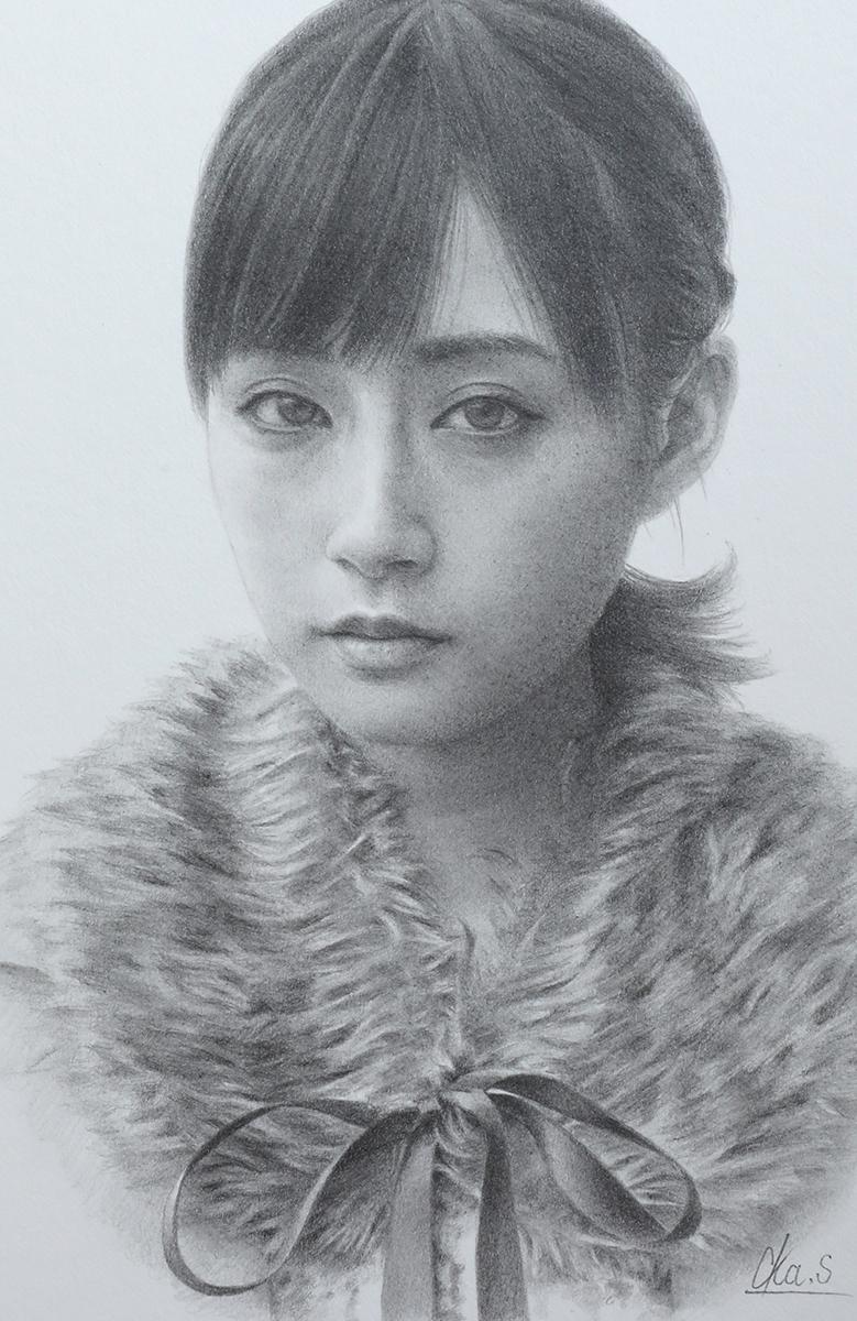 ★新作◆岡靖知 「ドローイング作品#18」_画像2