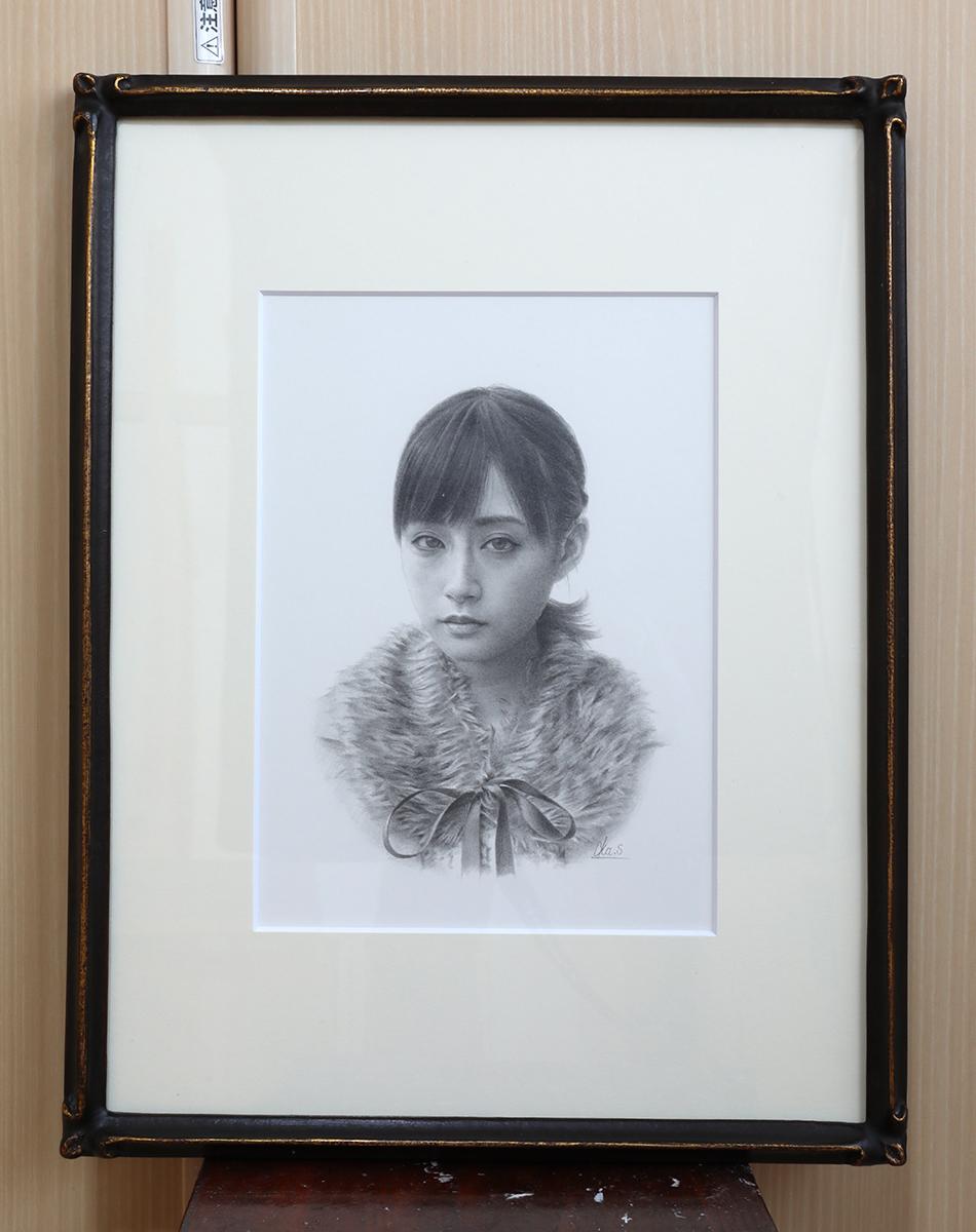 ★新作◆岡靖知 「ドローイング作品#18」_画像4
