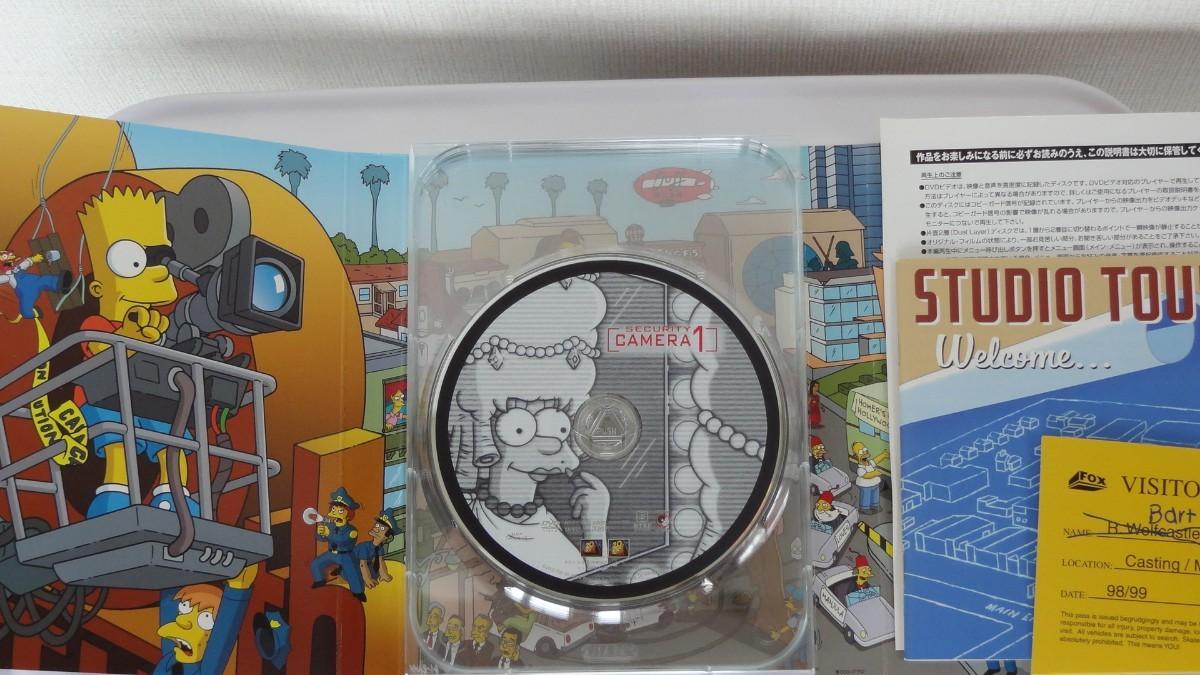 【日本語吹替版】ザ・シンプソンズ シーズン10 DVDコレクターズBOX