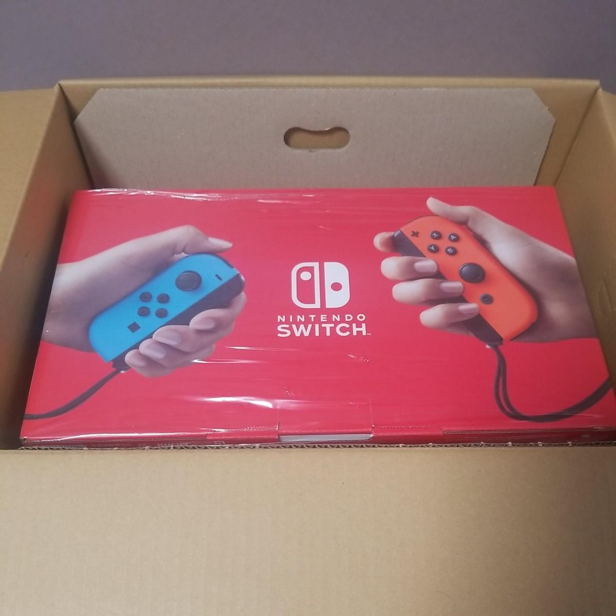 Nintendo Switch Joy-Con ネオンブルー/ネオンレッド