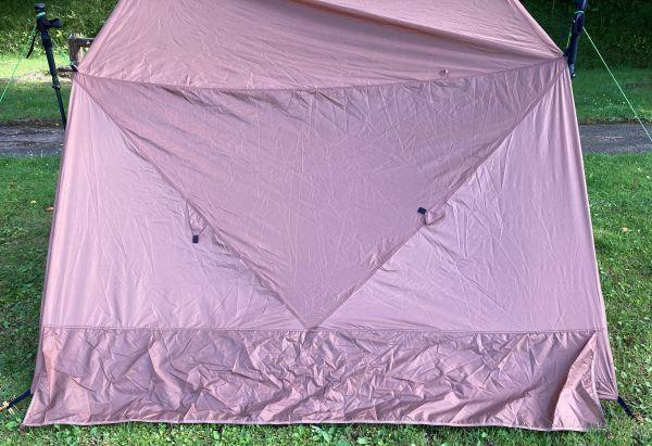残り1個 GEERTOP Pyramid Plus II テント ブッシュクラフト ソロキャンプ OneTigris BLACK ORCA 2.0同等品