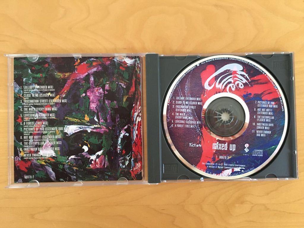 【輸入盤CD】The Cure /Mixed Up