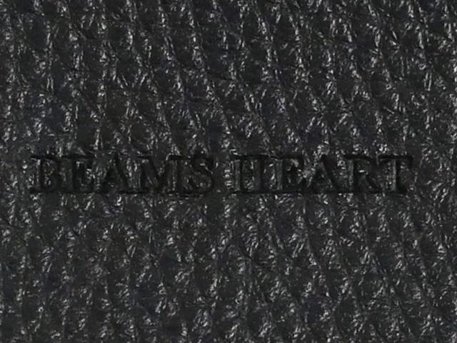 即決★BEAMS HEART★新品 トートバッグ ビームス メンズ 黒 グレー ハンドバッグ 通勤 かばん ショルダー 2way トラベル レディース 手提げ_画像9