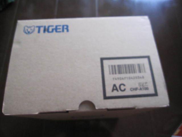 新品・未使用 タイガー ヨーグルトメーカー タイマー 温度調節 機能付き CHF-A100-AC _画像4