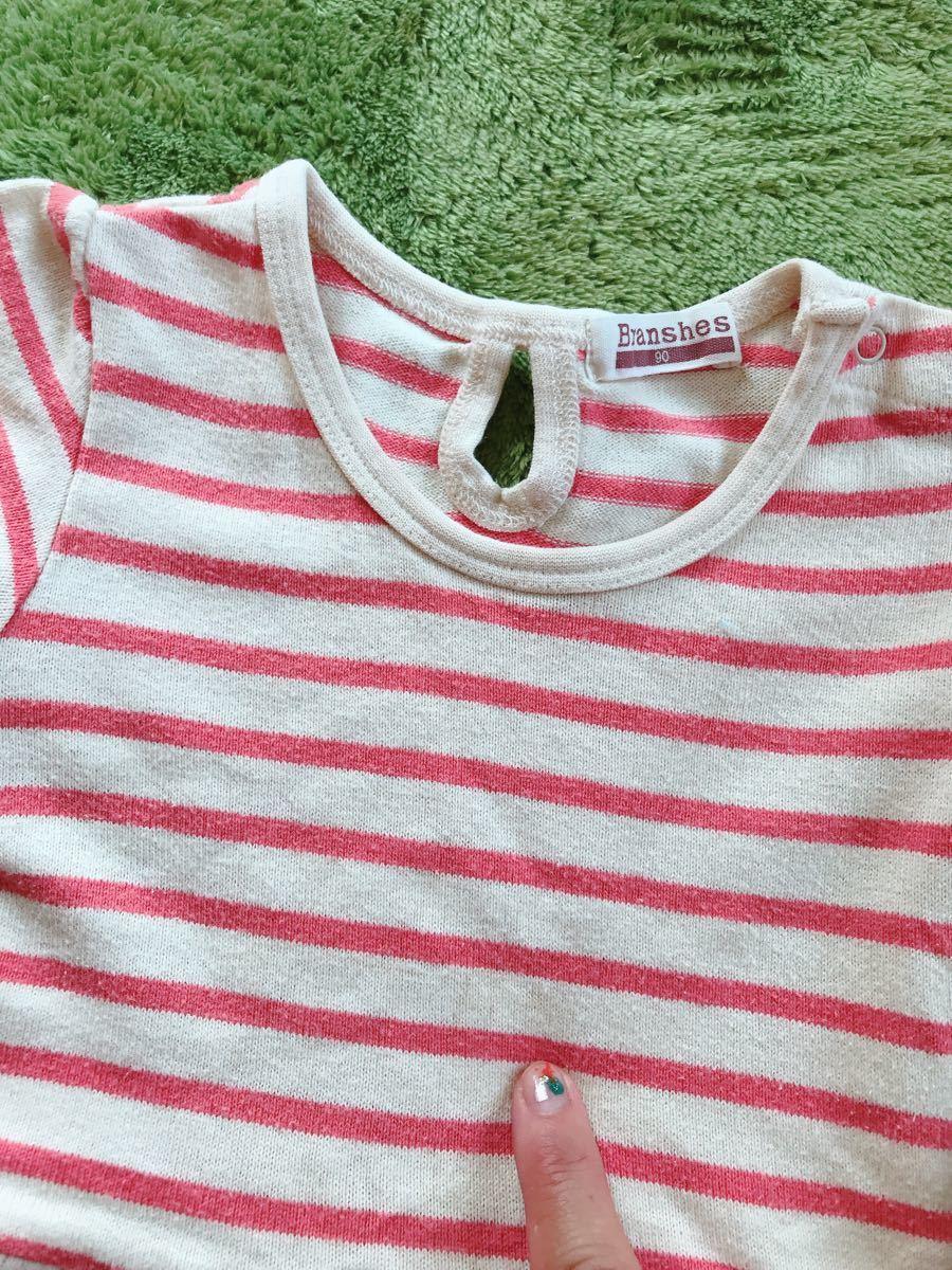 ワンピース Tシャツ セット売り ブランシェス