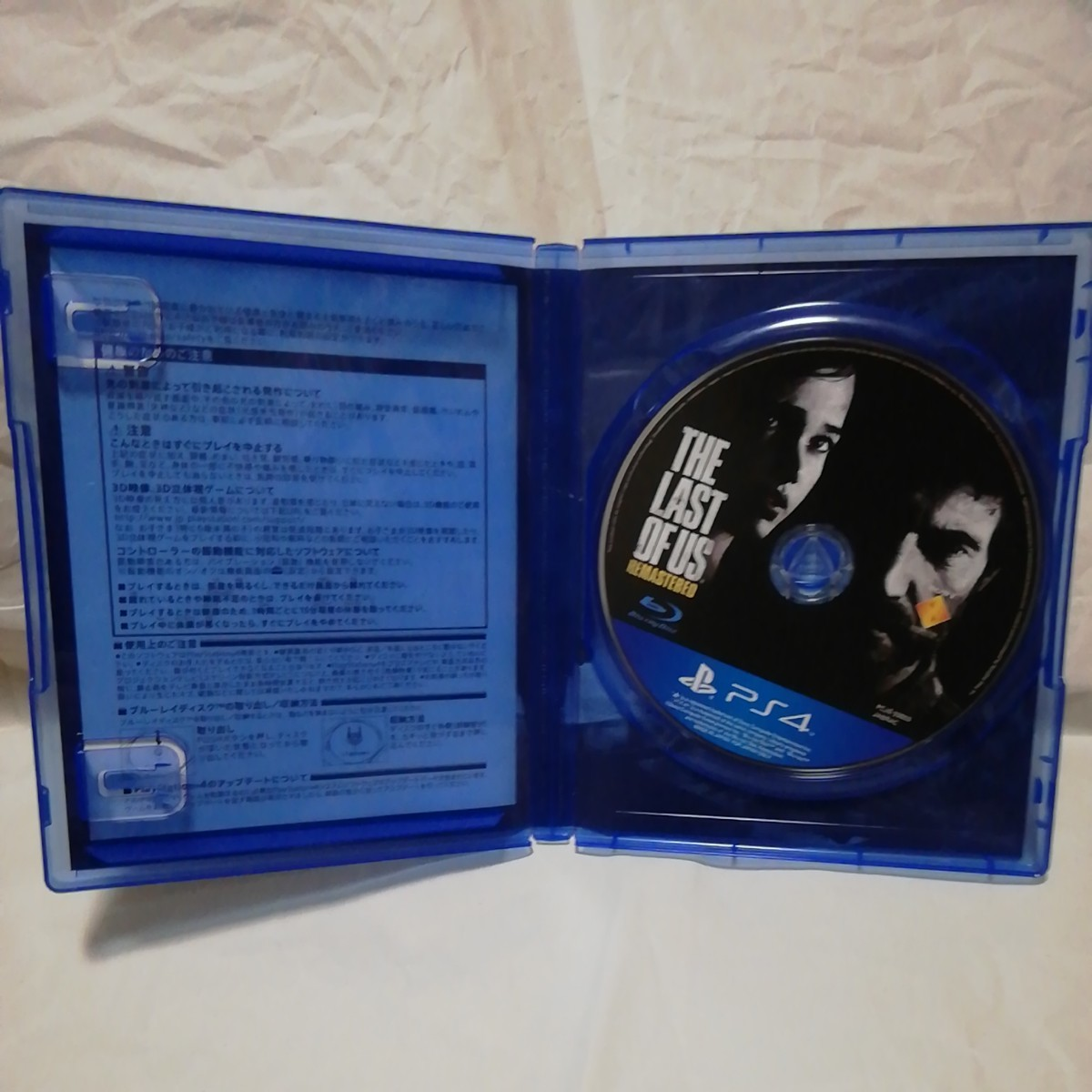 【PS4】 The Last of Us Remastered [通常版]