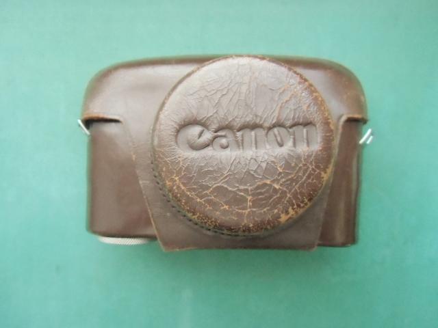 Canon キャノンVL2 カメラケース_画像1
