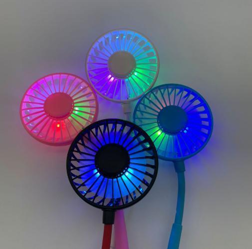 首掛け 扇風機 ダブルファン 静音 熱中症 猛暑対策 ハンズフリー ポータブル ネック クーラー ファン 新品未使用品 送料無料 USB 充電_画像5
