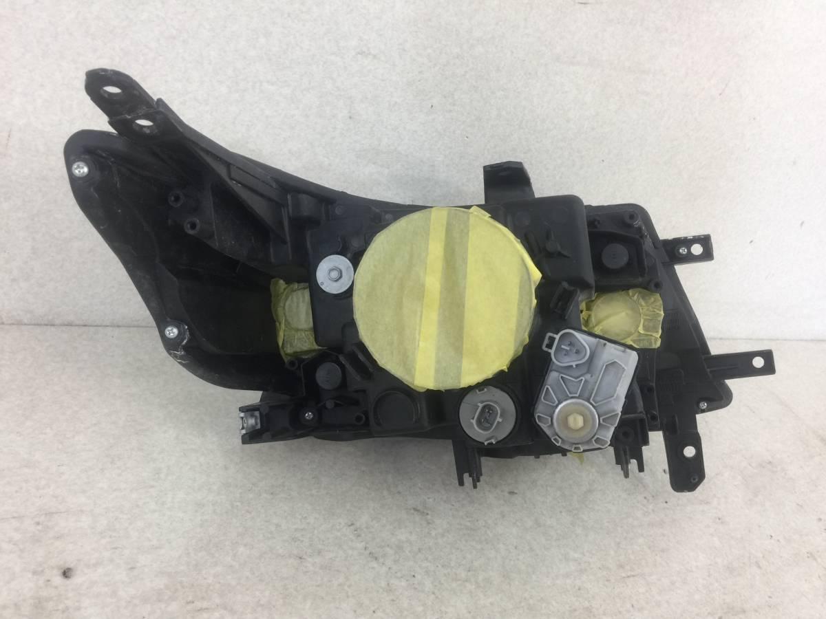 美品 磨き済み ワゴンR スティングレー MH23S 左ヘッドライト HID KOITO 100-59191_画像6
