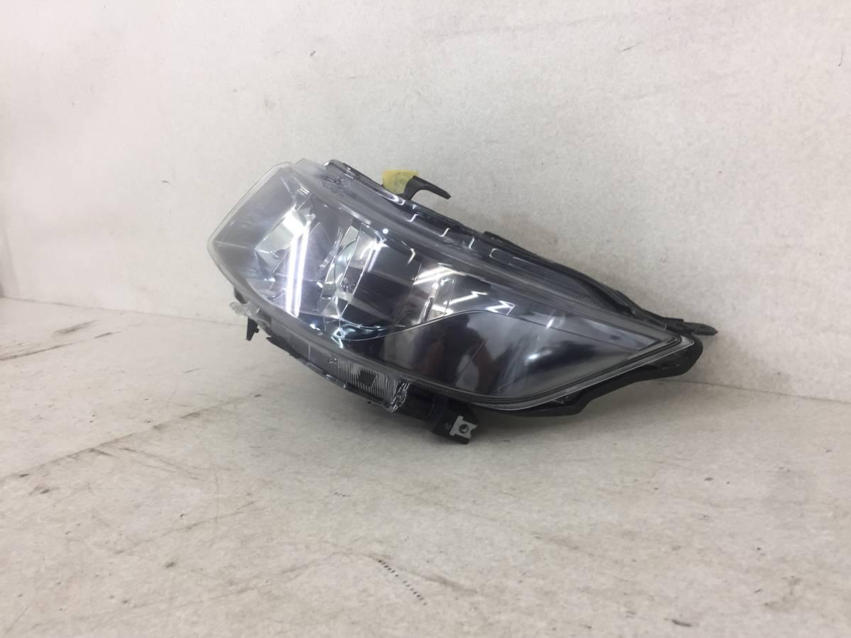 美品 磨き済み ワゴンR スティングレー MH23S 左ヘッドライト HID KOITO 100-59191_画像3