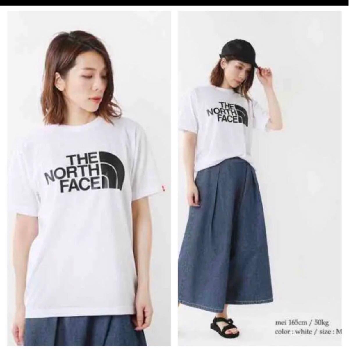 THE NORTH FACE 半袖Tシャツ ザノースフェイス ロゴTシャツ