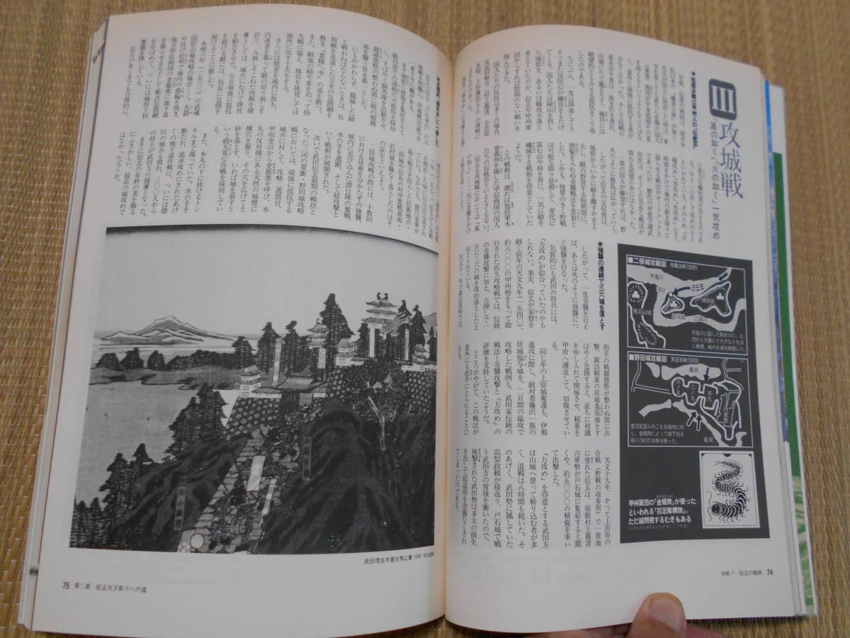 ☆歴史群像シリーズ6 風林火山_画像10