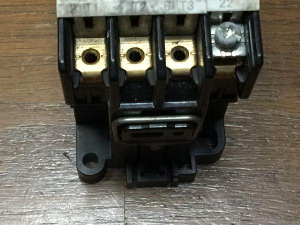 電子部品、パーツなど・・/   FUJI 富士電機 電磁接触器  SC-0J  BO45B_画像3