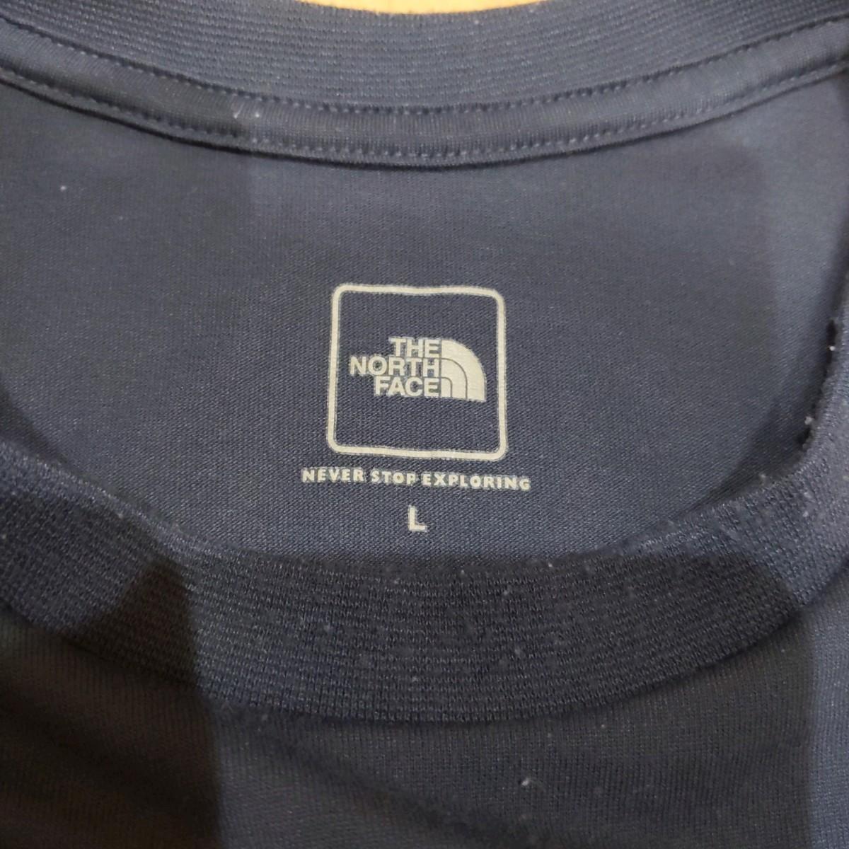 THE NORTH FACE ノースフェイスTシャツ