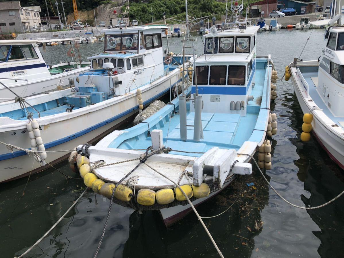 「地場造船 イスズエンジン 現状渡し」の画像1