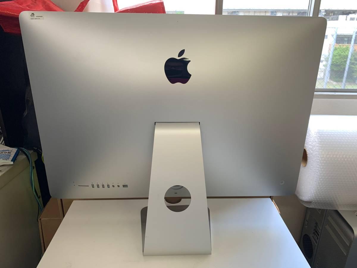 179 メモリ増設 Apple iMac Late2015 5K 27インチ MK472J/A CPU Core i5 3.2GHz メモリ 16GB ストレージ 1TB Fusion Drive 中古_画像2
