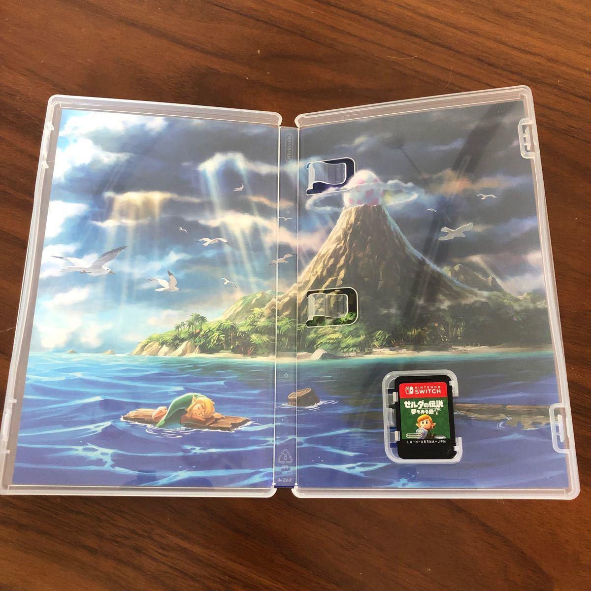 ゼルダの伝説 夢をみる島 Switch