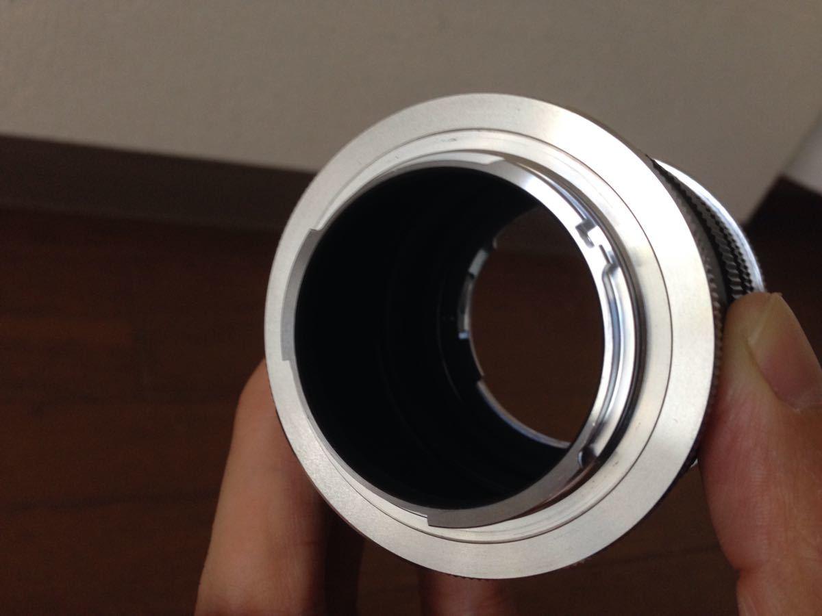 ミノルタ エクステンションチューブ2 for SR Minolta EXTENSION TUBE Ⅱ FOR Minolta SR カメラ 箱あり_画像4