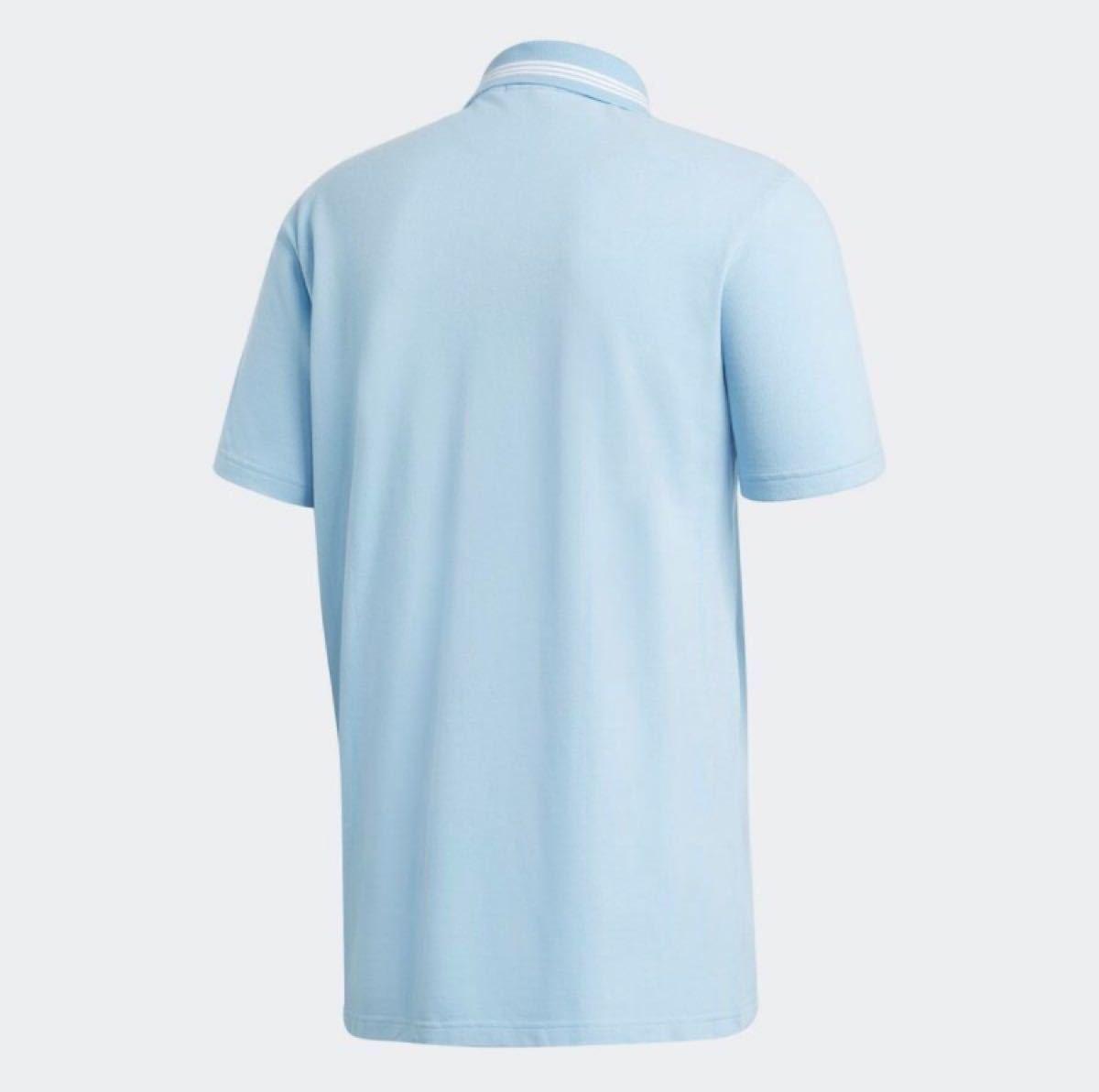 アディダス公式 ウェア トップス adidas トレフォイル ポロシャツ M