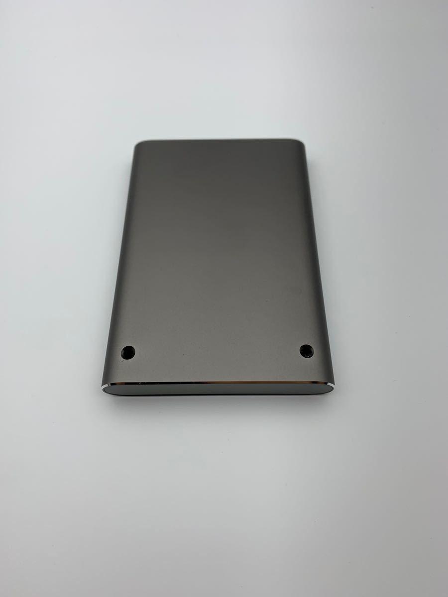 USB3.1 Gen.1対応2.5インチ ドライブケース アルミボディ