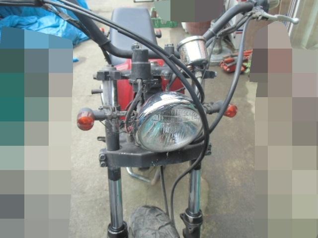▲モ-670 ヤマハ TW200E キックOK 2JL-001967 中古 群馬県桐生市/直接引取 書類無し バイク_画像4