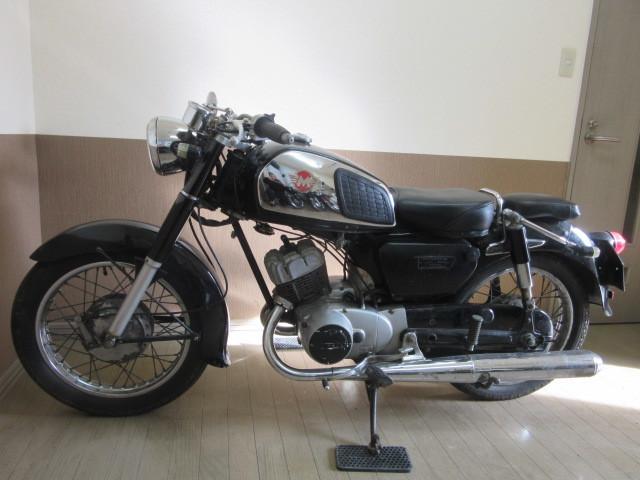 「★希少★旧車★SUZUKI★コレダ 125cc★2ストローク★ツインマフラー」の画像1