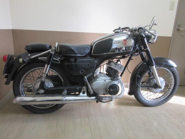「★希少★旧車★SUZUKI★コレダ 125cc★2ストローク★ツインマフラー」の画像2