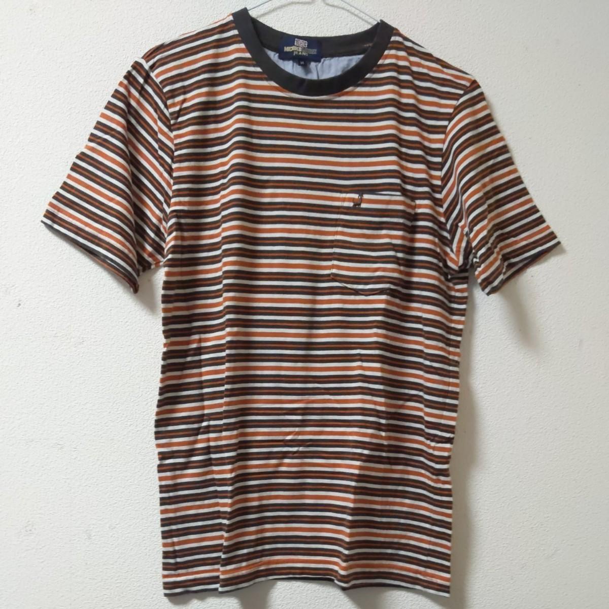 ボーダーTシャツ 2枚組 半袖Tシャツ