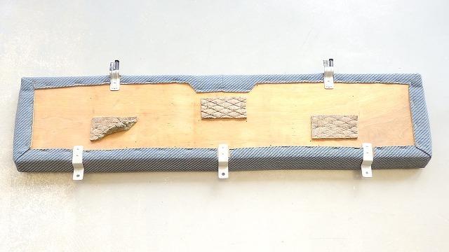 89-95 US トヨタ ピックアップ純正 リヤシート 背部 RN・VZNの90系_画像2