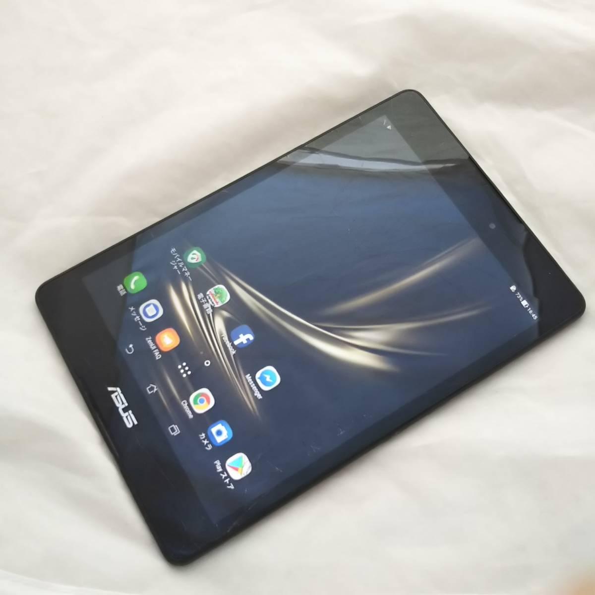 ジャンク ASUS ZenPad 3 8.0 Z581KL P008 SIMフリーモデル タブレット Android 7.0_画像1