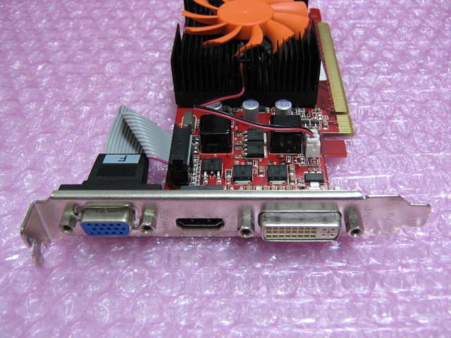 玄人志向 GF-GT430-LE1GH (GeForce GT430) 1G DDR3 ★ロープロファイル対応★_画像3