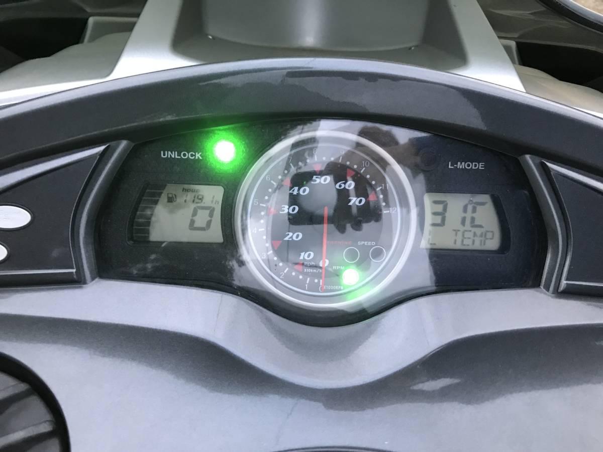「ヤマハFX160HOクルーザー2007年モデル!トレーラー欲しい方は応相談」の画像3