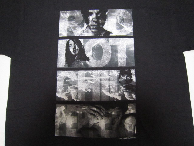 デッドストック レッドホットチリペッパーズ【RED HOT CHILI PEPPERS】 1999年 CALIFORNICATION Tシャツ_画像8