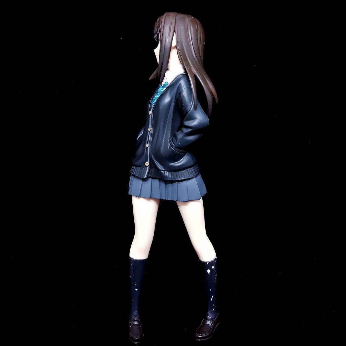 【同梱歓迎】アイドルマスター シンデレラガールズ 渋谷凛 ニュージェネレーションズ フィギュア バンプレスト SQ Quality 箱無 台無 FG186_画像5
