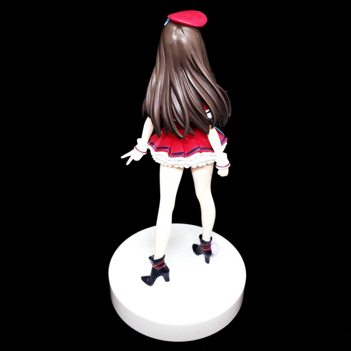 アイドルマスター シンデレラガールズ 渋谷凛 new generations フィギュア バンプレスト SQフィギュア 箱無 FG251_画像3