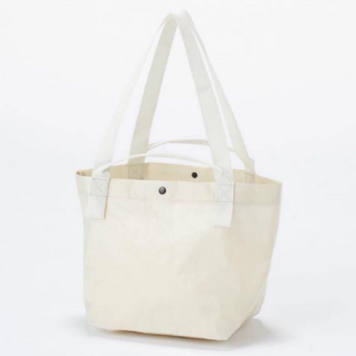 新品 無印良品 ポリエチレンシート ミニトートバッグ エコバッグ