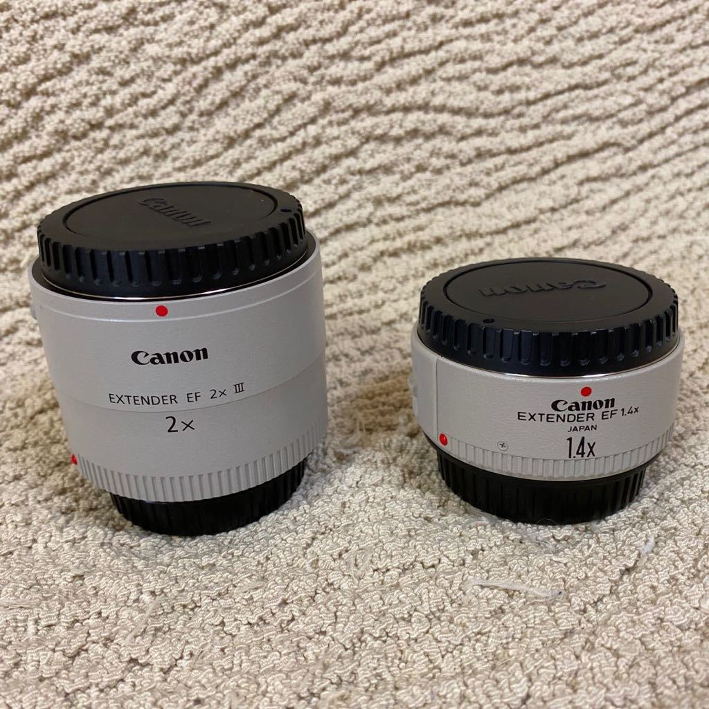 [USED]CANON EXTENDER EF1.4x / 2x lll