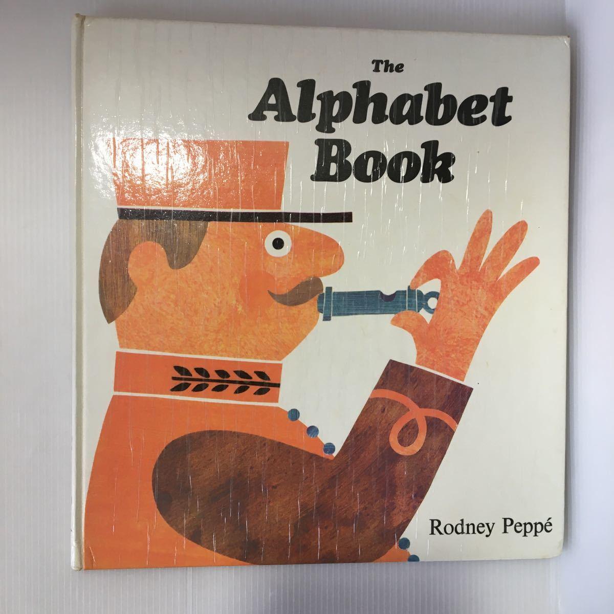 zaa-043★Alphabet Book (英語) ハードカバー 1968/12/1 Rodney Peppe (著) 希少本