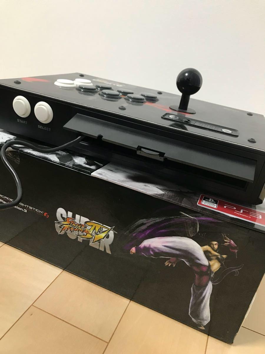 PS3 マッドキャッツ アーケード ファイトスティック