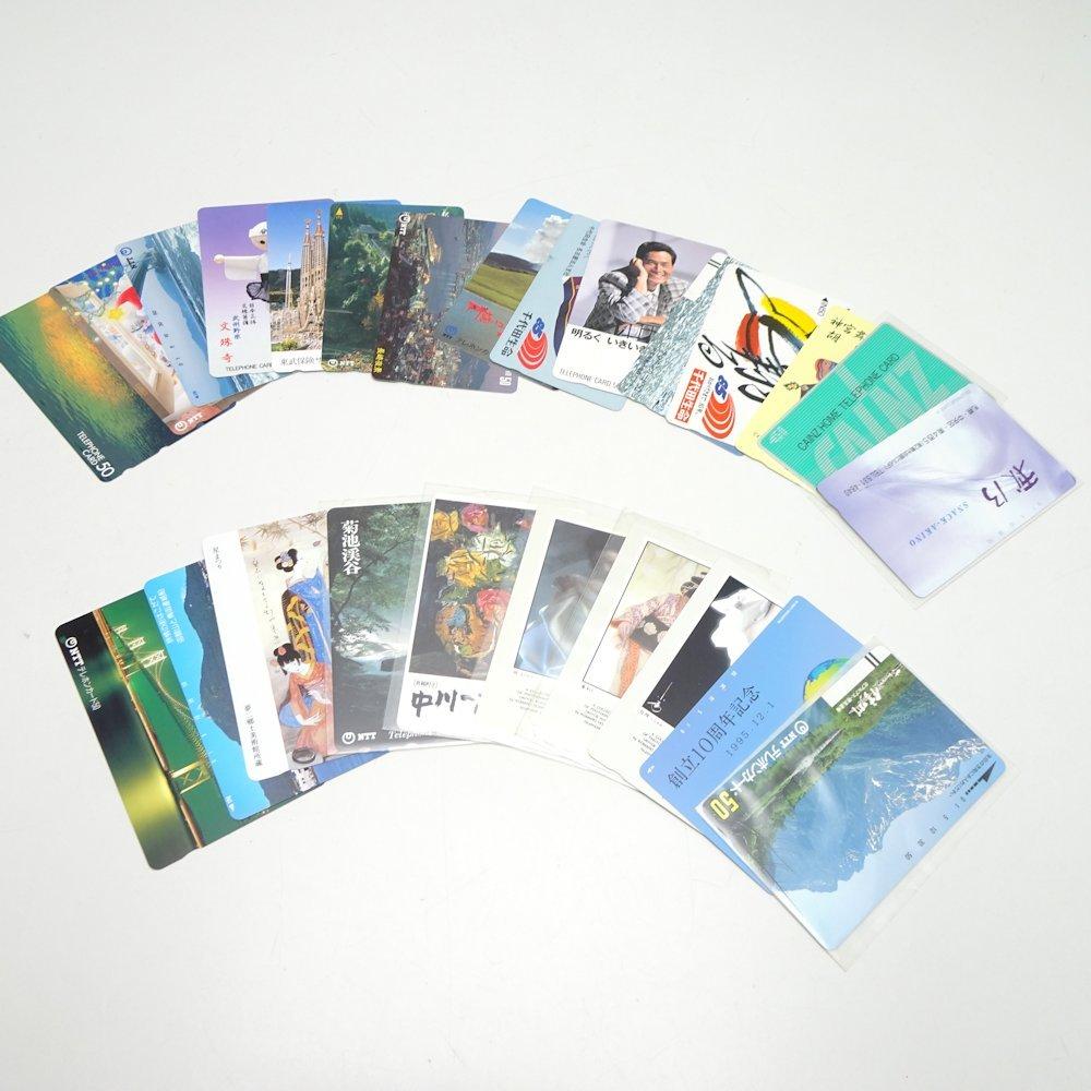テレホンカード 50度数 100枚セット まとめて ☆未使用 テレカ コレクション /047268_画像4